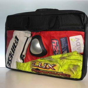 motocyklowa torba na laptopa