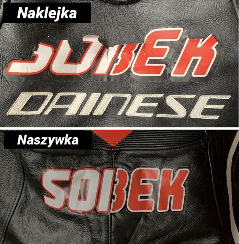 Odzież motocyklowa personalizacja